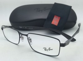 Ray-Ban Rx-Able Lunettes Tech RB 8414 2509 55-18 Noir & Carbone Fibre Cadres