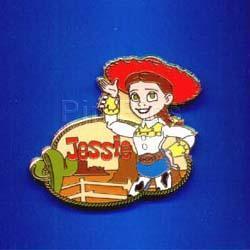 Disney Jessie Toy Story Pin/Pins