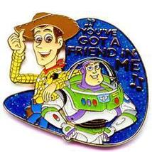 DISNEY Buzz Lightyear & Woody Musical pin/pins - $18.39