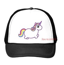 Color Unicorn Trucker Hat - $12.00