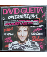 David Guetta One More Love 2010 Signed Promotional CD, used - $10.95