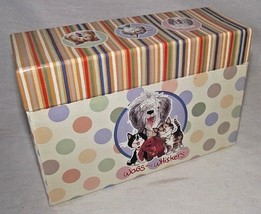 Wags Whiskers Teacher Box Stickers Bookmarks Recognition Award Post Card... - $24.74