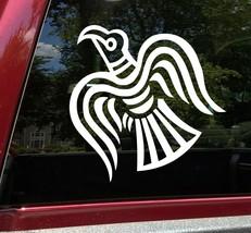 Viking Raven Vinyl Decal - Nordic Norse Huginn Muninn - Die Cut Sticker - $4.94+
