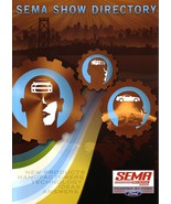 SEMA 2009 industry show Directory catalog Specialty Equipment 09 - $8.00