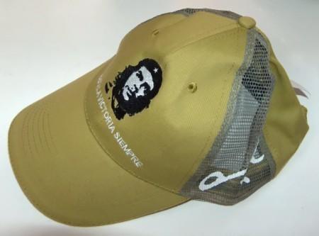Che Guevara Baseball Cap Hasta la Victoria Siempre