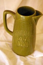 Franciscan Wheat Winter Green 9 Cup Coffee Pot - $45.73