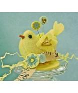 Little Birdie Impressionable pincushion kit NEW (pk301) JABC Just Anothe... - $34.20
