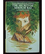 Nancy Drew SECRET OF MIRROR BAY 1st PRINT Picture Cover - $24.99