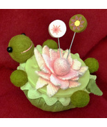 Lazy Turtle Impressionable pincushion kit NEW (pk302) JABC Just Another ... - $25.20
