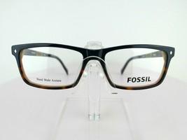 Fossil FOS 6032 (UHD) Blue Havana / Blue 54 X 16 145 mm Eyeglass Frames - $47.96