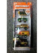 Matchbox Jungle 5-Pack Collectible Toy Car Collection - $6.99