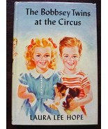 The Bobbsey Twins at the Circus #25 G&D HC/DJ Very Good - $12.50