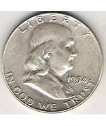 Nice 1954D Half - $20.00