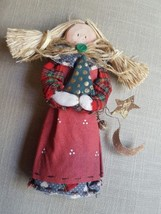 Vintage Silvestri Christmas Decoration Ornament Holiday Decor • pre-owned - $13.41