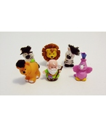 Fisher Price Little People Noahs Ark Touch Feel Animals Figure Lot Repla... - $9.99