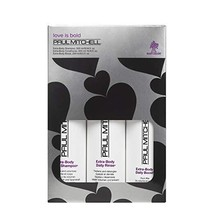 Paul Mitchell Extra-Body Holiday Set (3PACK) - $38.61