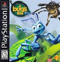 A Bug's Life  (Sony PlayStation 1, 1998) Free s... - $7.69