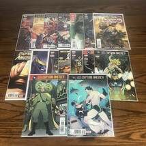 Steve Rogers Captain America - Marvel Comic Lot x16 w/ Super Soldier #1 - $29.70