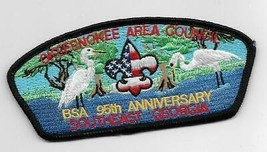 OKefenokee Area Council SA-15 95th Anniversary CSP - $19.80