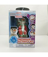 Instant Snow Powder Kit  Snowman Activity Kit - Be Amazing! Toys Ages 4+ - $9.99