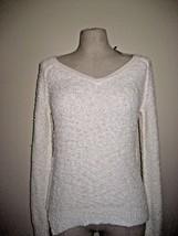 Sanctuary Womens Teddy Bear V Neck Soft Textured Knit Sweater S M L XL F... - €26,04 EUR