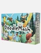 DoodleMash 2nd Edition Board Game - New - $24.70