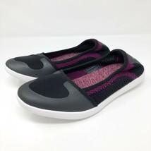 TEVA Womens Hydro-Life Ballerina Shoes Flats Sandals Black MSRP $85 - $42.99