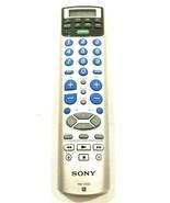 Genuine Sony RM-V502 8 Devices Multi-Brand Remote Control Commander Readout - $12.44