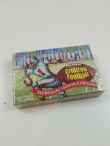 2009 GRIDIRON FOOTBALL STATOGAME INC SEALED CARD GAME REALISTIC STRATEGY - $8.54