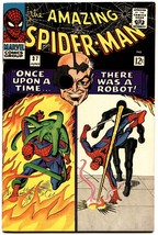 Amazing SPIDER-MAN #37-MARVEL Comics SILVER-AGE VF-FIRST Norman Osborn - $260.69