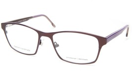 NEW PRODESIGN DENMARK 1400 c.5021 BROWN EYEGLASSES FRAME 54-18-140 B38mm... - $113.83