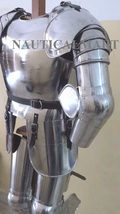 Medieval Knight Collectible Halloween Half Suit Of Armor By NauticalMart - $699.00