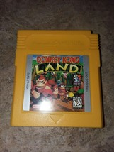 Donkey Kong Land (Nintendo Game Boy, 1995) - $6.85