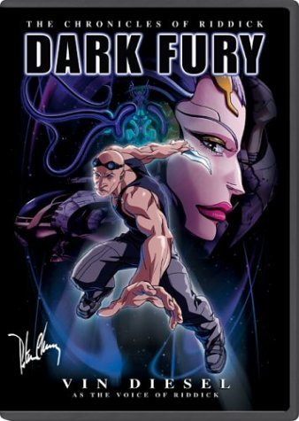 Dark Fury - The Chronicles of Riddick (Animated) [DVD] [2004]