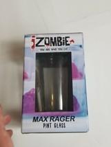 iZombie Max Rager Pint Glass Diamond Select Toys NIB DC Comics Warner Bros - $33.31