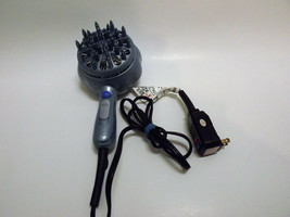 Conair Curl Fusion Curly Hair Blow Dryer Diffuser Includes Volume Attach... - $34.99
