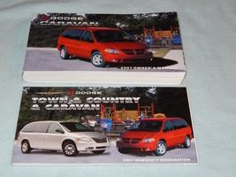 2007 Dodge Caravan Owners Manual With Binder - $12.00