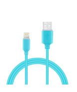 Reiko 30 Pcs Tangle Free Apple Ipad Air Usb Data Cable 3.3 Feet In Blue - $63.28