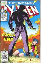 The Uncanny X-Men Comic Book #297 Marvel Comics 1993 VERY FINE/NEAR MINT... - $3.50