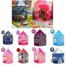 Montessori Tent Play Kids Toy Foldable Portable Indoor Outdoor Playhouse... - $39.04