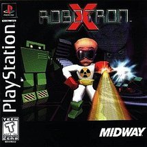Robotron X  (Sony PlayStation 1, 1996) Complete... - $19.68
