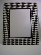 Picture Frame Mat16x20 for 11x14 photo Alabama Crimson Tide Houndstooth ... - $14.00