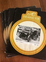Lot of 4 The Reflector Magazines Antique & Classic Car Club of Canada 19... - $19.79
