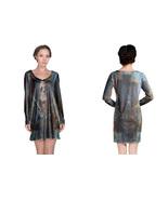 Rare New Alice Cooper MusicLong Sleeve Night Dress - $23.99+