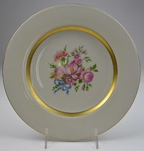 "Theodore Haviland China Kenmore Pattern Dinner Plate 10.375"" Round Collectible - $18.99"