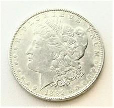 1891 P MORGAN SILVER DOLLAR  CHOICE COIN MS++ #200135 - $64.35