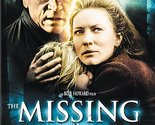 The Missing (DVD, 2004, 2-Disc Set) Free ship to USA and Canada