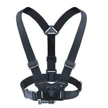 USA GEAR Camera Chest Strap Harness Mount with Tripod Adapter - Provides... - $17.99