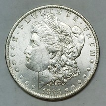1883O $1 Morgan Silver Dollar Coin Lot # E 99