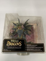McFarlane's Dragons The Fall Of  The Dragon Kingdom Warrior Dragon 2007 New - $30.12